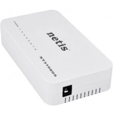 NETIS ST3108GS GBit switch, 8x 10/100/1000Mbps 8port mini size