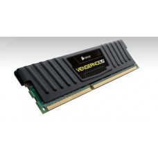 CORSAIR 16GB=2x8GB DDR3 1600MHz VENGEANCE LP LOW PROFILE BLACK PC3-12800 CL9-9-9-24 XMP1.3 1.5V