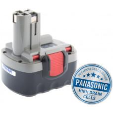 AVACOM Baterie AVACOM BOSCH BAT040 Ni-MH 14,4V 3000mAh, články PANASONIC