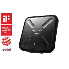 A-Data ADATA External SSD 1TB ASD700 USB 3.0 černá