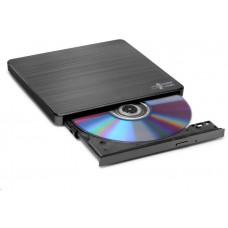 LG HITACHI LG - externí mechanika DVD-W/CD-RW/DVD±R/±RW/RAM GP60NB60, Slim, Black, box+SW