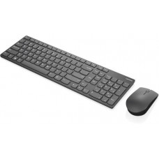 LENOVO Professional Ultraslim Wireless Combo Keyboard and Mouse- Czech/Slovakia