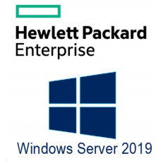 HP  Microsoft Windows Server 2019 Standard Edition 16 core CZ OEM 2VM