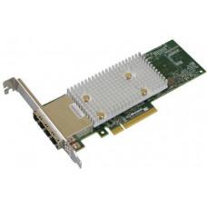 ADAPTEC Microsemi Adaptec HBA 1100-16e Single 12Gbps SAS/SATA 16 portů ext., x8 PCIe Gen 3