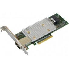 ADAPTEC Microsemi Adaptec HBA 1100-8i8e Single 12Gbps SAS/SATA 8 portů int. 8 portů ext., x8 PCIe