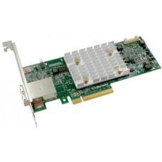 ADAPTEC Microsemi Adaptec SmartRAID 3154-8e Single 12Gbps SAS/SATA 8 portů ext., x8 PCIe Gen 3