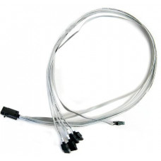 ADAPTEC Microsemi Adaptec kabel ACK-I-HDmSAS-4SATA-SB 0.8M 2279800-R