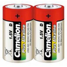 CAMELION 2ks baterie PLUS ALKALINE MONO/D/LR20 blistr baterie alkalické (cena za 2pack)