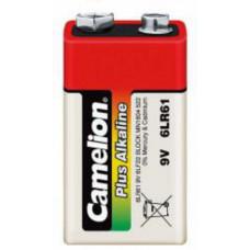 CAMELION 1ks baterie PLUS ALKALINE 9V blistr 6LR61 baterie alkalická 9V