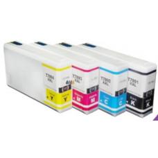 AGEM EPSON T7891 kompatibilní náplň černá inkoustová Black, pro WF5620, WF5690, WF5110, WF5190
