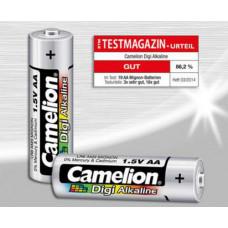CAMELION 4ks baterie DIGI ALKALINE AA/LR6 blistr baterie alkalické (cena za 4pack)