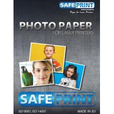 ELEKTRO SAFEPRINT(2030061022) fotopapír pro laserové tiskárny lesklý 135g/m2 A4 10 listů v balení