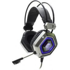 WHITESHARK LION SILVER GH-1841 Gaming Headset, sluchátka s mikrofonem, (náhlavní souprava)