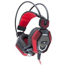 WHITESHARK TIGER BLACK/RED GH-1644 Gaming Headset, sluchátka s mikrofonem, (náhlavní souprava)
