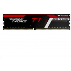 TEAMGROUP DIMM DDR4 8GB 2400MHz, CL15, (KIT 2x4GB), T-FORCE T1