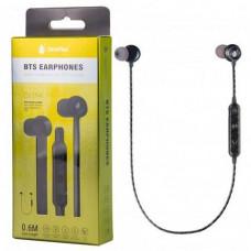 PLUS Bluetooth stereo sluchátka C6194 magnetická, černá