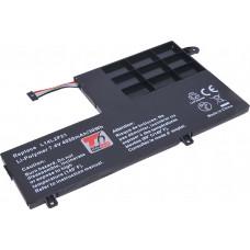 T6 POWER Baterie T6 power Lenovo IdeaPad 300S-14ISK, 500S-14ISK, 510S-14ISK, 4050mAh, 30Wh, 2cell