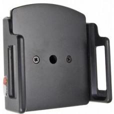 BRODIT držák do auta na mobilní telefon nastavitelný, bez nabíjení, š. 75-89 mm, tl. 12-16 mm