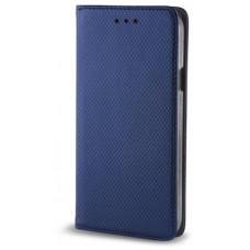 Cu-Be Pouzdro s magnetem Motorola Moto G7+ Navy