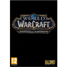 ACTIVISION PC - World of Warcraft Battle for Azeroth PPO Box
