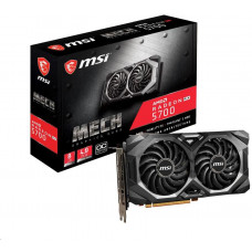 MSI VGA AMD Radeon RX 5700 MECH OC, 8GB GDDR6