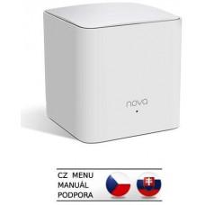 Tenda MW5s (1-pack) - Wireless AC MESH systém 802.11ac/a/b/g/n, 2x LAN/WAN