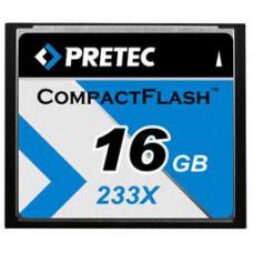 PRETEC CompactFlash 16GB 233x BULK