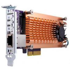 QNAP QM2 Card - QM2-2P10G1TA