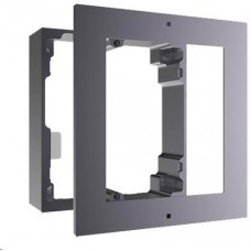 Hikvision DS-KD-ACF1, rámeček pro modulární interkom, pro 1 modul, zápustná montáž