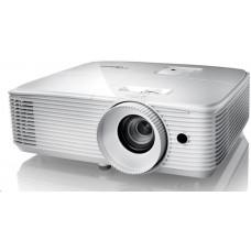 Optoma projektor HD29H (DLP, FULL 3D, 1080p, 3 400 ANSI, 50 000:1, 2x HDMI, USB, 10W speaker)