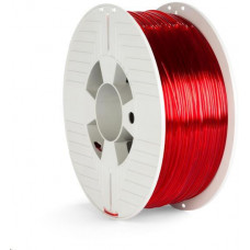 Verbatim 3D Printer Filament PET-G 1.75mm 1000g red transparent