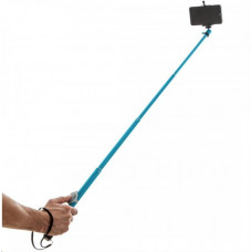 Madman Selfie tyč PRO RC 112 cm modrá (monopod)