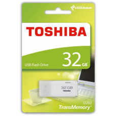 Toshiba 32GB USB Flash 2.0 U202 bílý