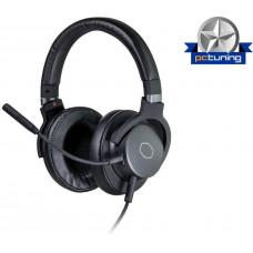 Cooler Master MASTERPULSE MH752, 7.1 herní sluchátka s mikrofonem, černá