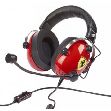 Thrustmaster Herní sluchátka s mikrofonem Thrustmaster T.RACING SCUDERIA FERRARI edice (4060105)