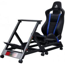 Next Level Racing GTtrack Racing Simulator Cockpit, PlayStation Edition, závodní kokpit