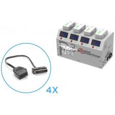DJI Phantom nabíjecí stanice pro akumulátory Phantom 3/4, 4 PRO, 4 Pro Plus