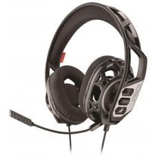 Plantronics RIG 300 HC, herní sluchátka s mikrofonem, Nintendo, černá