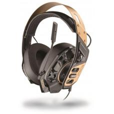 Plantronics RIG 500 PRO DOLBY Atmos s mikrofonem, herní sluchátka černá