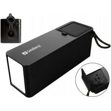 Sandberg Survivor Camper Powerbank 42000 mAh, IP64, USB-C PD 45W, černá