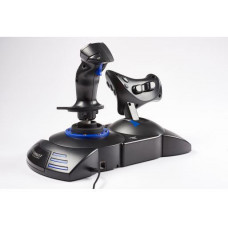Thrustmaster Joystick T-FLIGHT HOTAS 4 pro PS4, PS4 PRO a PC, Ace Combat 7 Edition (4160647)