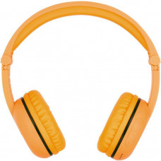 Buddyphones Play - dětská bluetooth sluchátka s mikrofonem, žlutá