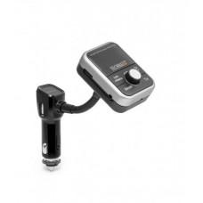 Technaxx FM transmitter + MP3 přehrávač + Bluetooth + DAB+, LCD display (FMT1000BT)