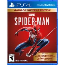 SONY PLAYSTATION PS4 -Marvel´s Spider-man GOTY