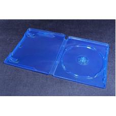 Ostatní Box na 1 Blu-Ray, 10 mm, čirý modrý, 5-pack ve folii + EAN