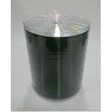 Verbatim DVD-R SmartDisk Pro 4,7 GB 16x Blank Shiny Silver, Unprinted 100-spindl