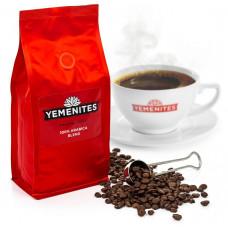 YEMENITES Čerstvě pražená zrnková káva Arabica Blend 1000g