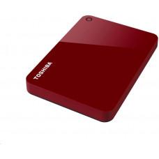 Toshiba HDD CANVIO ADVANCE 2TB, 2,5
