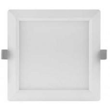 LEDVANCE Svítidlo vestavné LED 18W 3000K 1530lm čtverec 210 bílá IP20