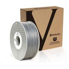 Verbatim ABS struna 1,75 mm pro 3D tiskárnu, 1kg, stříbrná